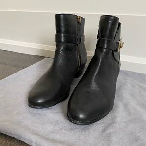 Anthropology/ Aerin Leather Booties